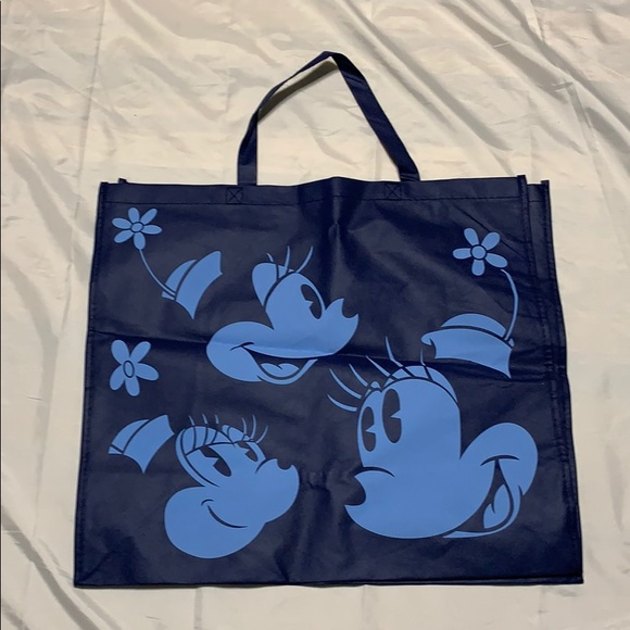 Disney Handbags - Disney Mickey and Minnie Mouse tote bag 18 x 20 in
